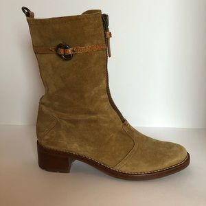 Cole Haan leather Womens Boots 9 1/2 New